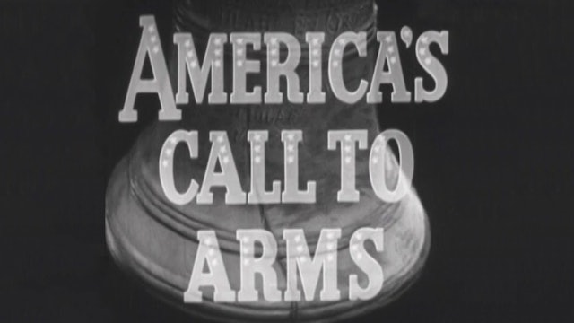 "Combat Camera: The Pacific- ""America's Call to Arms"""