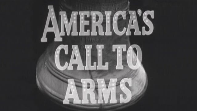 """Combat Camera: The Pacific- """"America's Call to Arms"""""""
