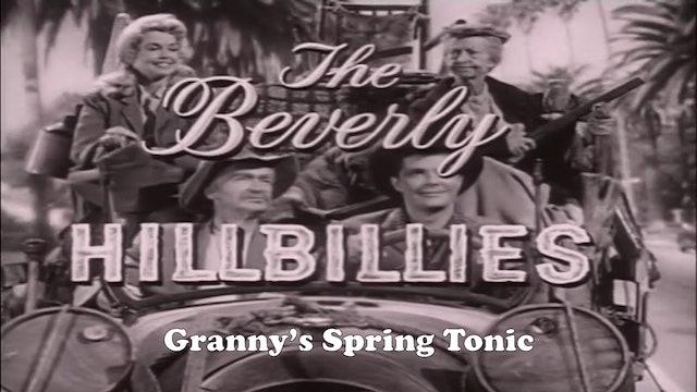 "Beverly Hillbillies ""Granny's Spring Tonic"""
