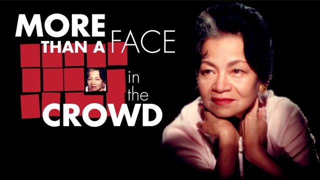 More Than a Face in the Crowd