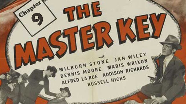 The Master Key Chapter 9: On Stage for Murder