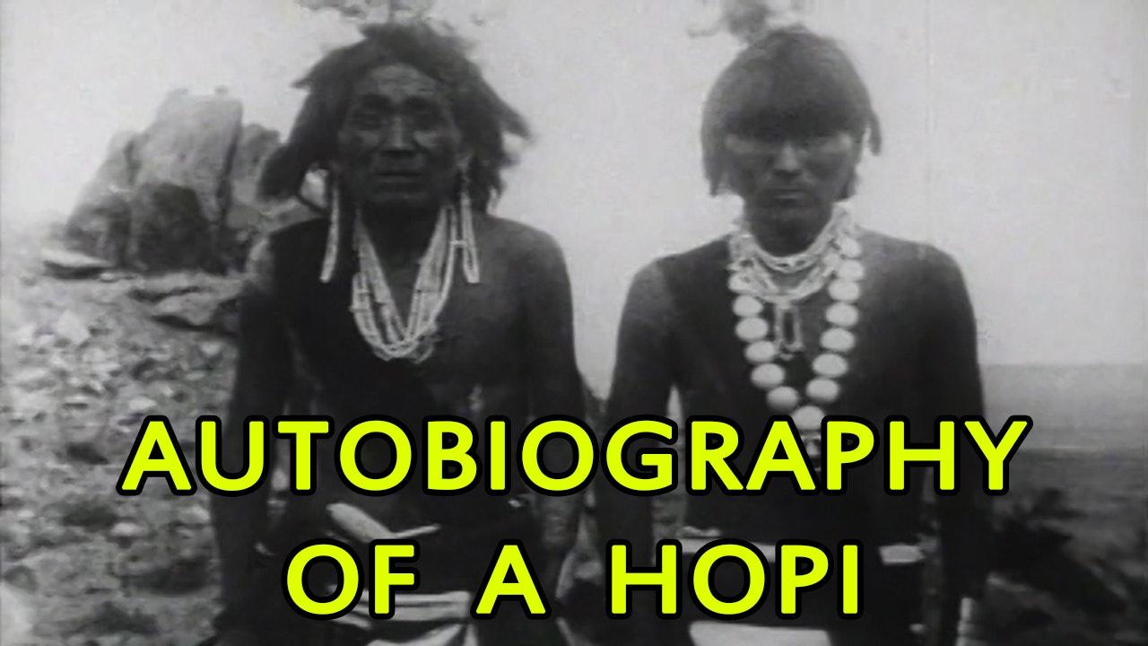 Autobiography of a Hopi