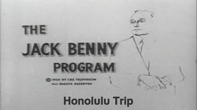 """Jack Benny Show """"Honolulu Trip"""""""