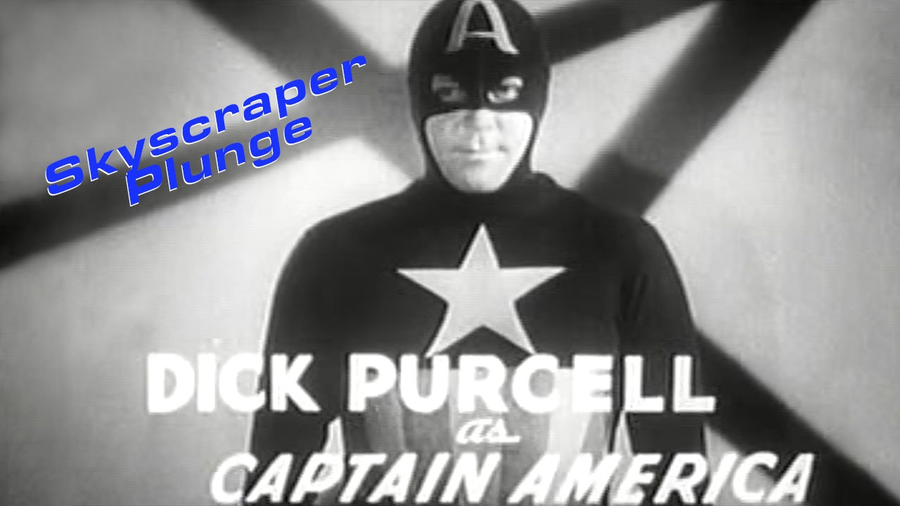 Captain America- Chapter 13: Skyscraper Plunge