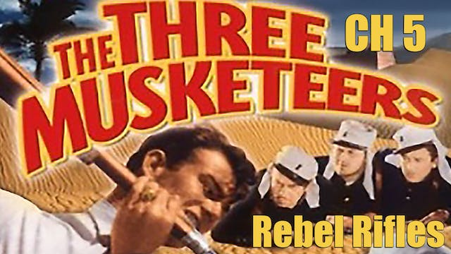 The Three Musketeers Chapter 5: Rebel...