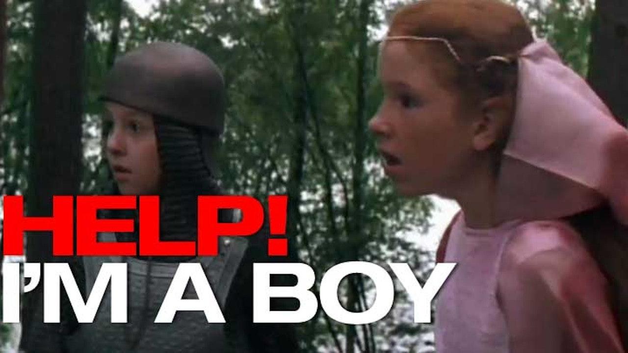Help, I'm a Boy!