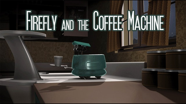 Firefly and the Coffee Machine
