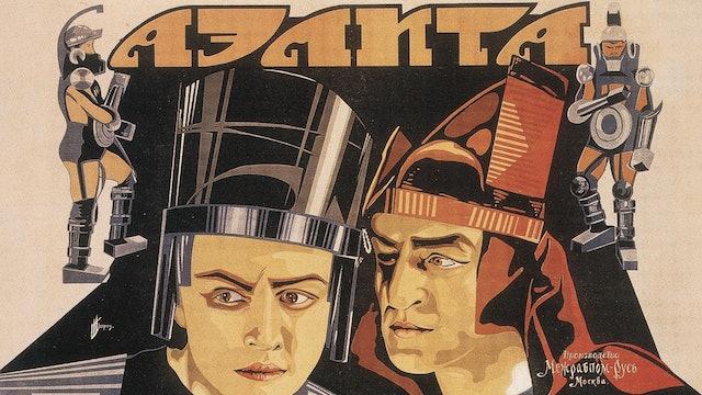 Aelita: Queen of Mars