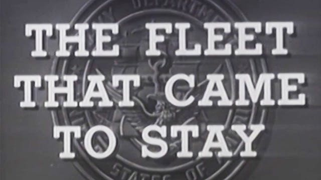 "Combat Camera: The Pacific- ""Fleet th..."
