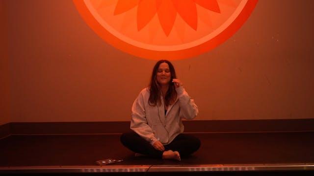 Corri Chadwick Meditation
