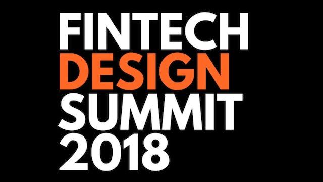 Fintech Design Summit 2018