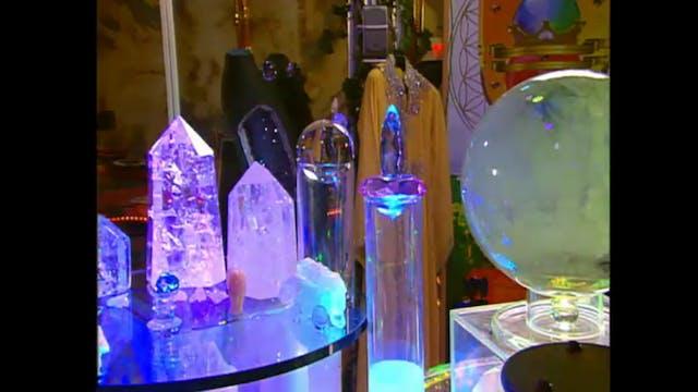 Lichtkristallabend Meditation 1 am 31.12.2013