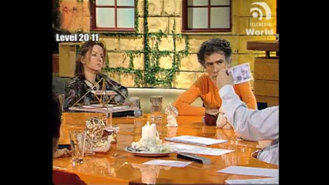 """Orange Table """"Die Telemediale Idee"""" 2011"""