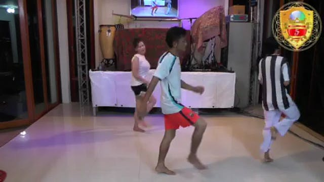 Paradise Valley TAM-Dance Training