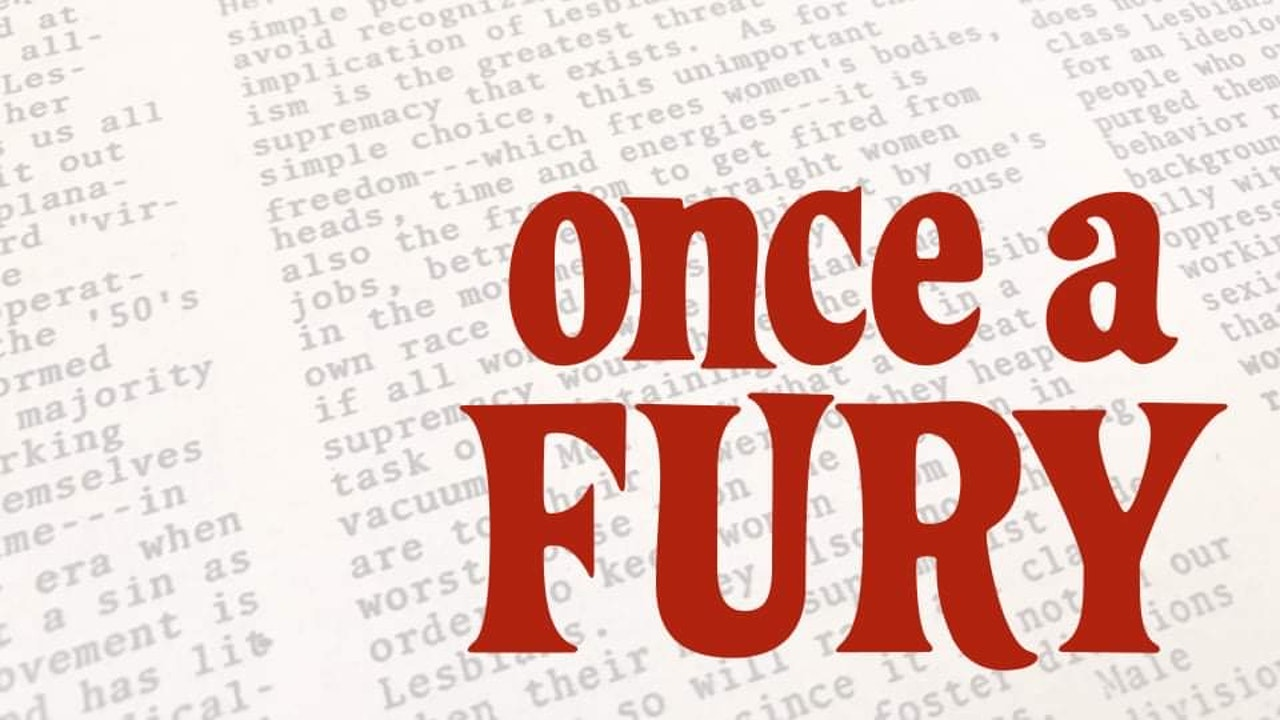 Once a Fury