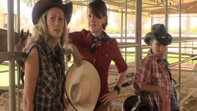 Cowgirl Up  Season 1 Trailer