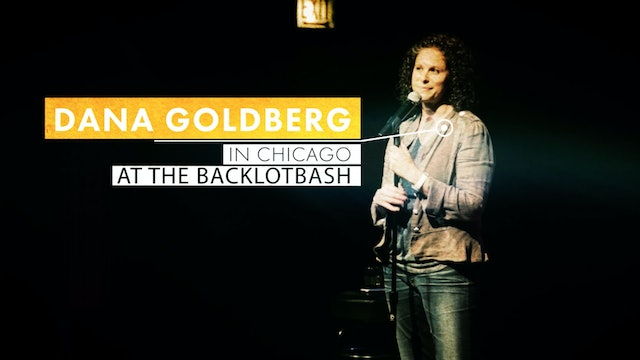 Dana Goldberg Comedy Show