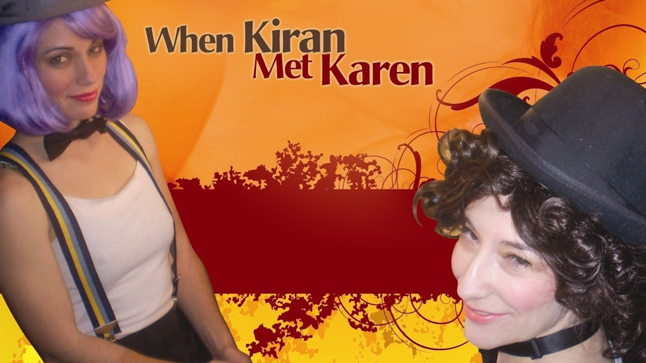 When Kiran met Karen