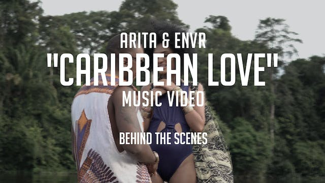 """Caribbean Love"" MV Behind the Scenes"