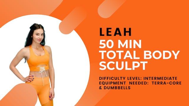 Intermediate Total Body Sculpt (yoga ...