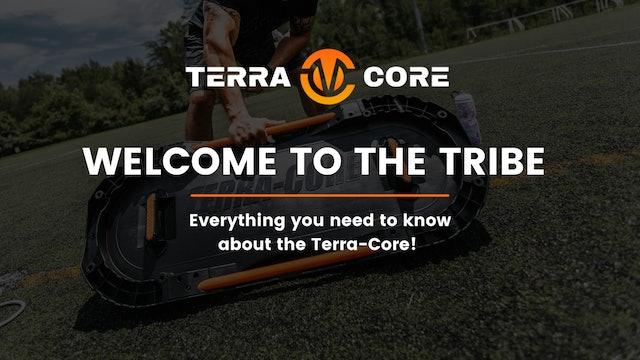 TERRA-CORE INTRO VIDEO