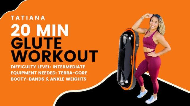 Intermediate Lower Body Workout (20min)