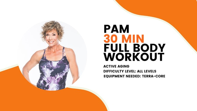 Active Aging Full Body Workout (30min) (All Levels)