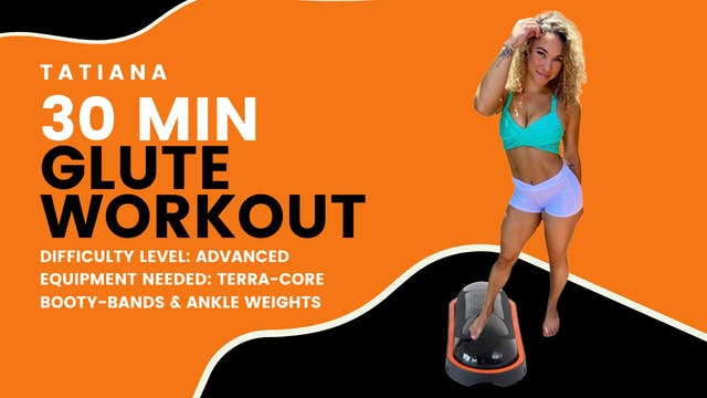 Advanced Lower Body Workout (30min)