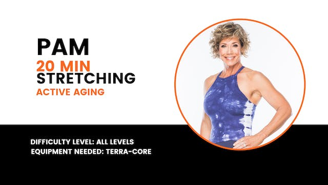 Active Aging Stretching (20min) (All ...