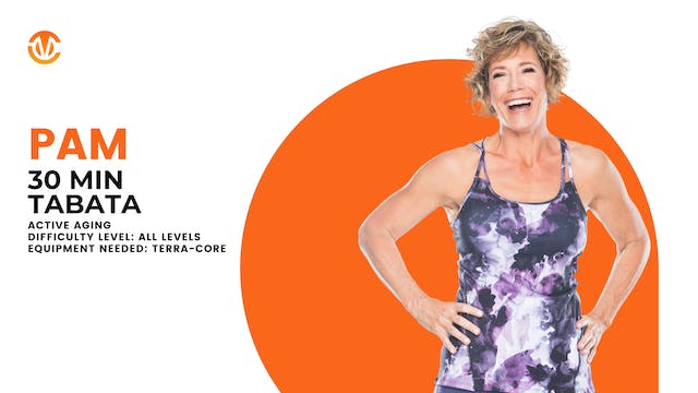 Active Aging Tabata Workout (30min) (...