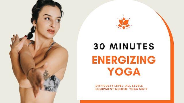 Yoga (Power), All Levels (30min)
