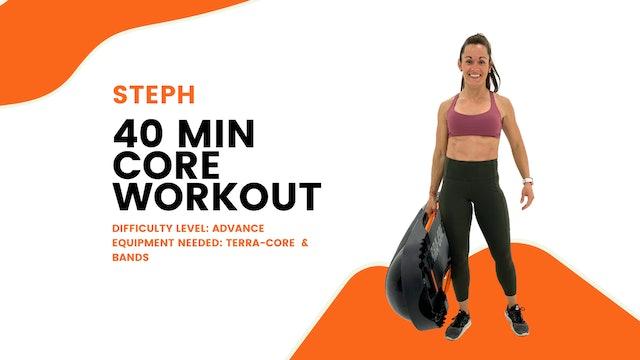Advanced Core Workout (30 min)