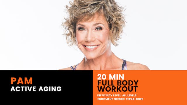 Active Aging Full Body Workout (20min...