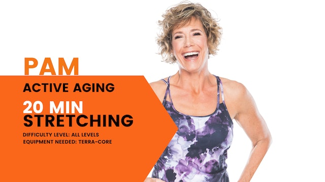 Active Aging Stretching (20min) (All Levels)