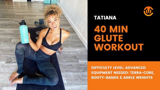 Advanced Lower Body Workout (40min)
