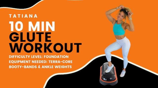 Foundation Lower Body Workout (10min)