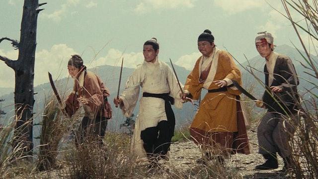 Classic Film of the Month: Dragon Inn