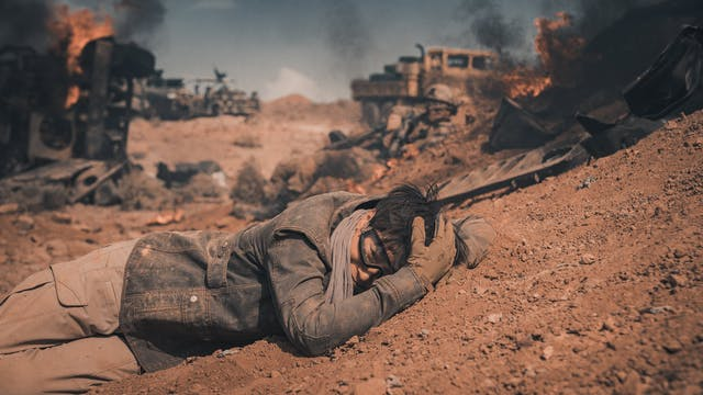 Action: Operation Red Sea
