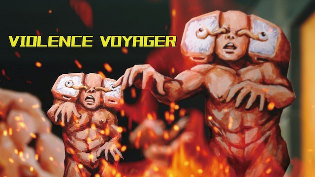 Cult film of the month: Violence Voyager