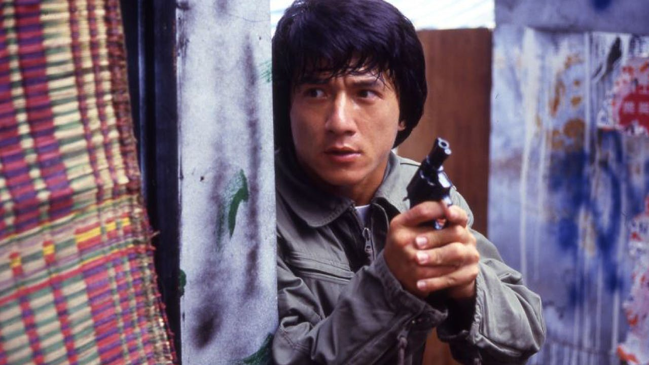 Jackie Chan: Police Story
