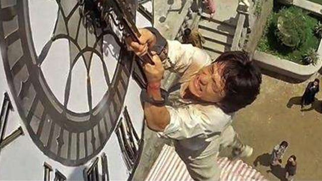 Action film of the Month: Jackie Chan: Project A