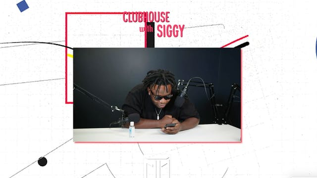 ClubHouse with Siggy   Official Teaser