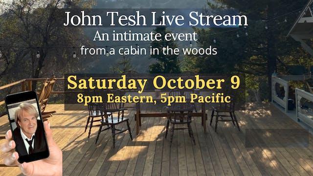 John Tesh LIVE! Music, Inspiration & Healing