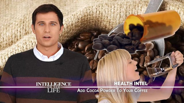 Add Cocoa Powder To Your Coffee
