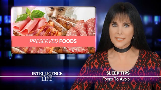 Avoid These Foods Before Bedtime
