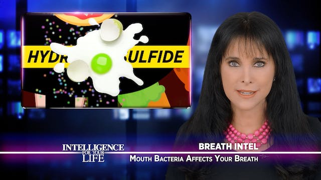 Mouth Bacteria Affects Bad Breath