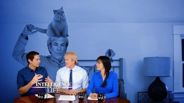 Cats Like To Sleep On Your Head Becau...