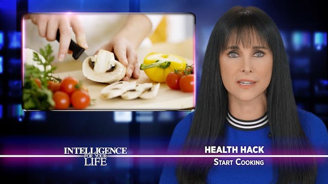 Start Cooking To LIve A Longer Life