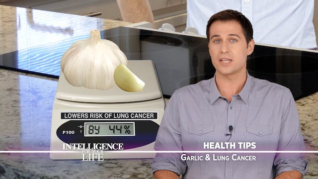 Garlic And Lung Cancer