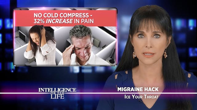 Got A Migraine? Ice Your Throat!
